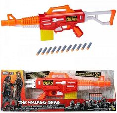 The Walking Dead Abraham's Dart Rifle