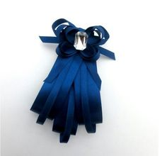 Cravat Tie, Gotham, Ribbons, Gloves, Jewelry Making, Bow, Women's Fashion, Clothing, How To Make