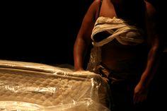 Espetáculo O Filho - Teatro da Vertigem - Direção Eliana Monteiro - Foto: Lígia Jardim (São Paulo/SP/Brasil)