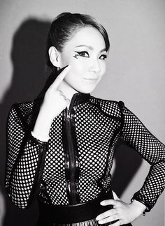 cl for maybelline.