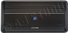 MRX-M240 ALPINE MONOBLOCK SUB AMP SUBWOOFER DIGITAL CAR AMPLIFIER NEW by Alpine. $449.87. 1500W RMS x 1 At 4Ohms,     2400W RMS x 1 At 2Ohms, 1000W RMS x 1 At 1Ohms,     Ultra Clean Sound Output,     Internal Monitoring System Optimizes Power Output,     Black Finish,     CEA-2006 Amplifier Ratings: 1500W RMS x 1 [4 ohm @14.4V =1% THD + N],     550W RMS x 1 [2 ohm @ 14.4V = 1% THD + N],     S/N: 82dB (ref: 1W into 4 ohm),     Remote bass knob compatible (RUX-KNOB, so...