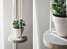 Creatief met cement: 12 stoere zelfmaakideetjes - Zelfmaak ideetjes