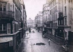La rue de Lutèce