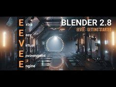 (1) Blender Tutorial   EEVEE : Getting Started - YouTube