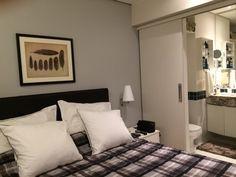 Dormitório Flat masculino