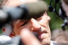 Former New York Governor Eliot Spitzer, the one-time 'Sheriff of Wall Street' who resigned over a prostitution scandal, returned to the political limelight on Monday by launching a campaign for New York City comptroller. Chief Financial Officer, He Wants, His Eyes, Scandal, New York City, Campaign, Politics, News, New York