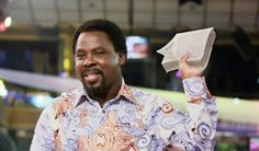 Don't Come To Me - T.B. Joshua