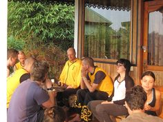 Morning tea with Master Iain Armstrong. :) http://www.kungfuretreat.com/ https://www.facebook.com/shaolinkungfuretreat https://twitter.com/kungfuretreat Instagram: @ namyangkungfu #kungfu #chikung #shaolin #shaolinarts #martialarts #meditation #health #fitness #wellness #stretching #flexibility #PaiThailand #Thailand #Asia #MaeHongSon #ChiangMai #travel #qigong #namyang #nature #Pai