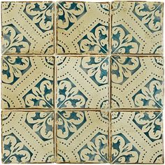 Transitional Tile from Ann Sacks, Model: Tiempo Collection
