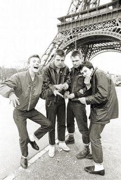 "tiptoeboy: "" Madness Paris 1980 """