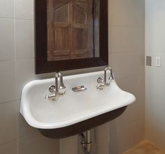 Genius Sinks Options For Small Bathrooms. Double Sink Small BathroomSmall  Vintage ...