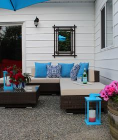 When It Comes To Porches And Outdoor Rooms You Only Need To Focus On Seating Surfaces Lighting
