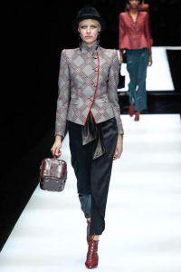 Giorgio Armani RTW Collection At Milan Fashion Week 2017   Fashion Sensation
