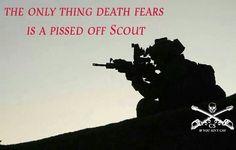 Hooah! Love my Scout! Proud Mom!