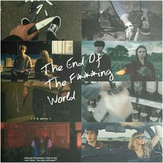 #Ykaya_crn  The end of the f***ing world aesthetic