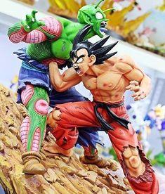 """2,761 curtidas, 9 comentários - Dragon Ball (@dragon.ball) no Instagram: """"Goku vs Piccolo ━━━━━━━━━━━━━━━━━━━━ → Follow @Dragon.Ball for more →Turn on post notification…"""""""