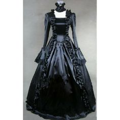 Robe Victorienne Acanthe