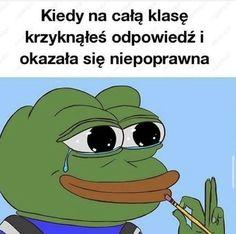 Very Funny Memes, Wtf Funny, Funny Cute, Funny Lyrics, Disney Canvas Art, Polish Memes, Aesthetic Memes, Cute Patterns Wallpaper, Cata