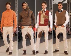 La Moda Masculina de los Años 50