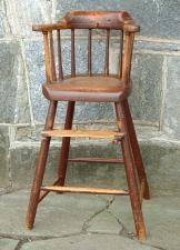 antique high chair #baby #highchair have one of thesr