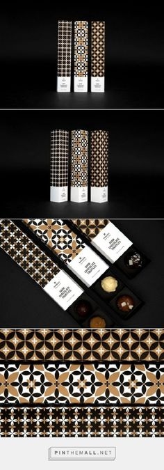 20 Beautiful And Creative #Chocolate #Packaging #Design #Branding
