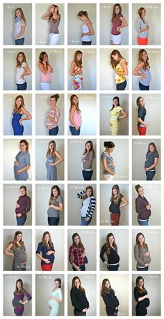 Pregnancy Collage