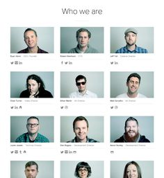 Team Page from BKWLD › PatternTap
