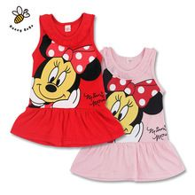Like and Share if you want this  Cartoon Mouse Girls Dress Cotton Girls Clothes Sleeveless Flounced Princess Dress Cute Baby Girls Summer Dress     Tag a friend who would love this!     FREE Shipping Worldwide     #BabyandMother #BabyClothing #BabyCare #BabyAccessories    Get it here ---> http://www.alikidsstore.com/products/cartoon-mouse-girls-dress-cotton-girls-clothes-sleeveless-flounced-princess-dress-cute-baby-girls-summer-dress/
