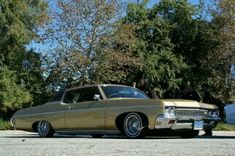 Gold Member 1970 Impala