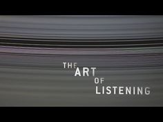 The Art of Listening is a documentary film about the journey music takes to reach a listener's ear, from the intent of an instrument maker and composer, to t. Wabash Cannonball, Journey Music, The Art Of Listening, Music Documentaries, Music School, Music Production, Alternative Music, Documentary Film, Self Improvement