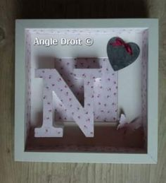 Laurence JUDON- Cadeau naissance- ANGLE DROIT Angles, Laurence, Frame, Home Decor, Frames, Picture Frame, Decoration Home, Room Decor