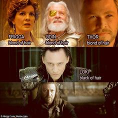 Thor \ Game of Thrones humor.
