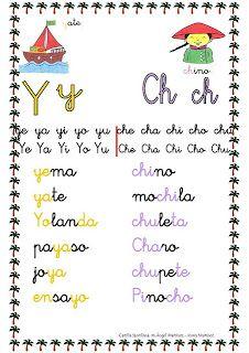 ESOS LOCOS BAJITOS DE INFANTIL: CARTILLA DE LECTURA Catalan Language, Spanish Sentences, Kids Homework, Learning Spanish, Teaching Resources, Homeschool, Education, Reading, Irene