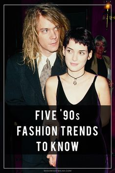 These are the only '90s fashion trends you need to know about