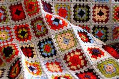 crochet blanket #crochet