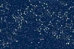 """careful: big pattern! :D  the pattern is halph brick and sizes 54x36 inch (a linen-cotton yard)   the pattern """"Map"""" of our sky is intended for personal use only as fabric, gift wrap and wall paper. Please do not resell items made with this fabric without express permission from mariaO."""