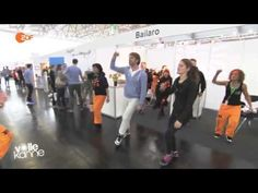 ZDF Team tried Bailaro - pure party feeling