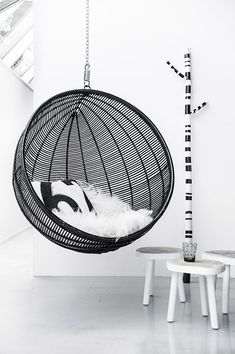 Blog Bettina Holst hængestol - hanging chair 2
