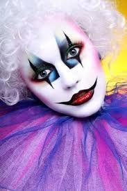 Resultado de imagen para maquillaje de payasitas cirque du soleil