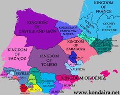 1050eanengh.gif (640×506) Pamplona, Toulouse, Silves Algarve, Valencia, Spain History, Barcelona, Seville, Spanish, France