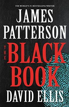 """""""The Black Book"""" by James Patterson and David Ellis"""