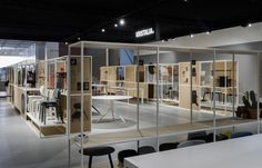 Our stand  Milan Design Week - Salone del Mobile Milano #standdesign #milandesignweek