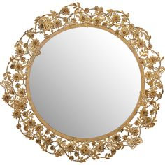 One Allium Way® Jessica Wall Mirror