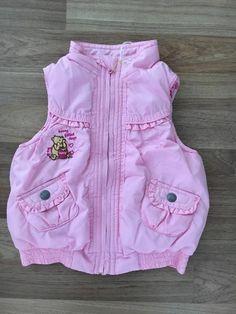 Winnie The Pooh, 18th, Vest, Product Description, Boutique, Jackets, Fashion, Down Jackets, Moda