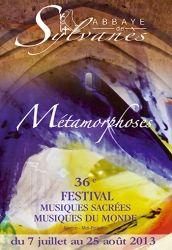 Festival de Musique Sacrée & de Musique du monde, Sylvanès, Midi-Pyrénées
