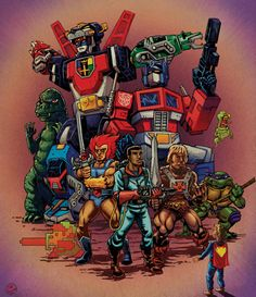 Awesome '80s!