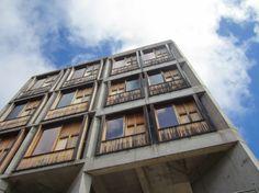 Salk Institute, Architect Louis Kahn, La Jolla, California