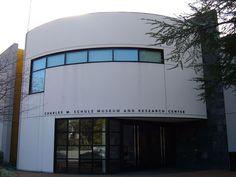 Charles Schulz Museum. Santa Rosa, CA