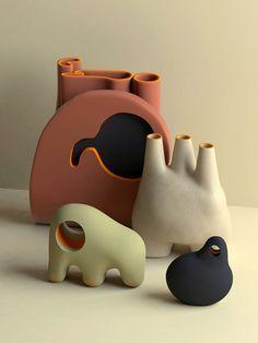 Best Ceramics Tips : – Picture : – Description wang-soderstrom Ceramic Clay, Ceramic Pottery, Pottery Art, Porcelain Ceramic, Slab Pottery, Pottery Studio, Ceramic Bowls, Abstract Sculpture, Sculpture Art