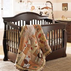 Rockland Austin 3 Pc Baby Furniture Set Espresso